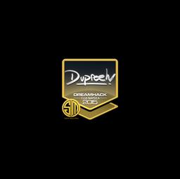 Sticker | dupreeh | Cluj-Napoca 2015