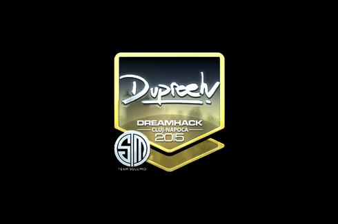 Sticker   dupreeh (Foil)   Cluj-Napoca 2015 Prices