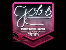 gob b | Cluj-Napoca 2015