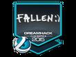 Sticker FalleN | Cluj-Napoca 2015