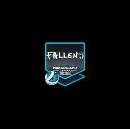 Sticker | FalleN | Cluj-Napoca 2015