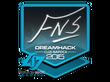 Sticker FNS | Cluj-Napoca 2015