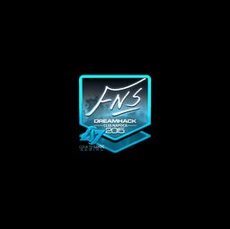 Sticker | FNS (Foil) | Cluj-Napoca 2015