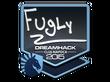 Sticker FugLy   Cluj-Napoca 2015