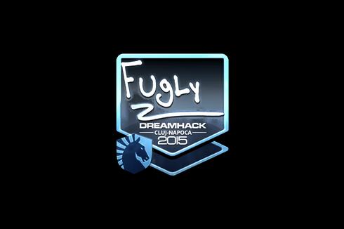 Sticker | FugLy (Foil) | Cluj-Napoca 2015 Prices
