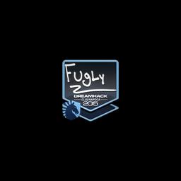 Sticker | FugLy | Cluj-Napoca 2015