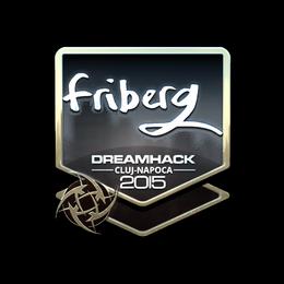 friberg (Foil) | Cluj-Napoca 2015