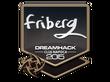 Sticker friberg | Cluj-Napoca 2015