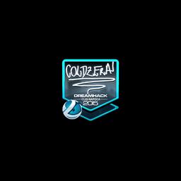 Sticker | coldzera (Foil) | Cluj-Napoca 2015