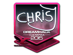 chrisJ | Cluj-Napoca 2015
