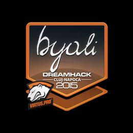byali | Cluj-Napoca 2015