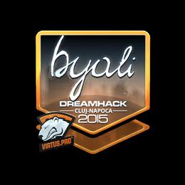 byali (Foil) | Cluj-Napoca 2015