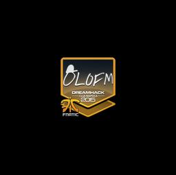 Sticker | olofmeister | Cluj-Napoca 2015
