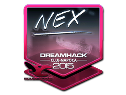nex | Cluj-Napoca 2015