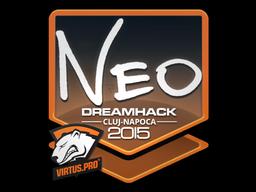 Sticker | NEO | Cluj-Napoca 2015