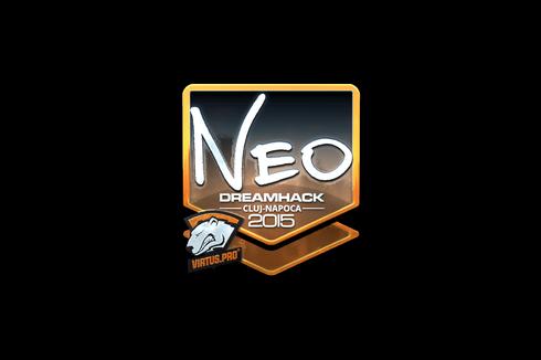 Sticker | NEO (Foil) | Cluj-Napoca 2015 Prices