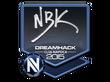 Sticker NBK- | Cluj-Napoca 2015