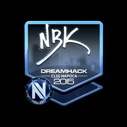 NBK- (Foil) | Cluj-Napoca 2015