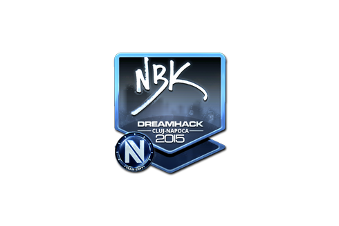 Sticker | NBK- (Foil) | Cluj-Napoca 2015 Prices