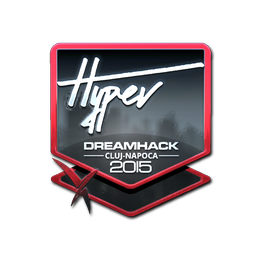 Hyper (Foil) | Cluj-Napoca 2015