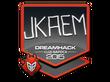 Sticker jkaem | Cluj-Napoca 2015