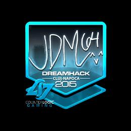 jdm64 (Foil) | Cluj-Napoca 2015