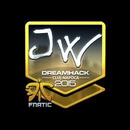 JW (Foil) | Cluj-Napoca 2015