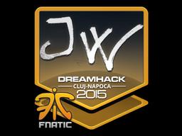 Sticker | JW | Cluj-Napoca 2015