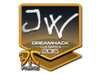 Sticker JW | Cluj-Napoca 2015