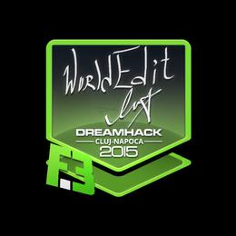 WorldEdit | Cluj-Napoca 2015
