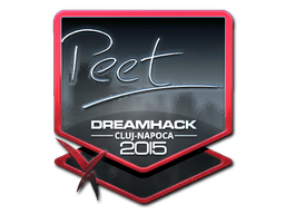 peet | Cluj-Napoca 2015