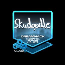 Skadoodle (Foil) | Cluj-Napoca 2015