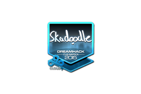 Sticker | Skadoodle (Foil) | Cluj-Napoca 2015 Prices