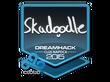 Sticker Skadoodle   Cluj-Napoca 2015