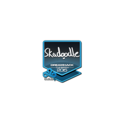 Sticker | Skadoodle | Cluj-Napoca 2015