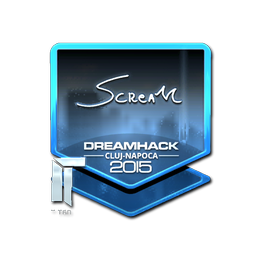 ScreaM (Foil) | Cluj-Napoca 2015