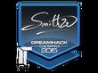 Sticker SmithZz | Cluj-Napoca 2015