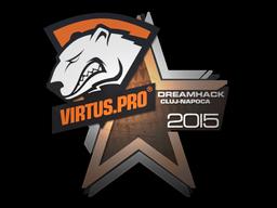 Sticker | Virtus.Pro | Cluj-Napoca 2015