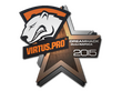 Sticker Virtus.Pro | Cluj-Napoca 2015
