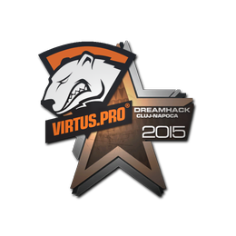 Virtus.Pro | Cluj-Napoca 2015