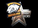 Sticker   Virtus.Pro (Foil)   Cluj-Napoca 2015
