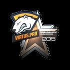Sticker | Virtus.Pro (Foil) | Cluj-Napoca 2015