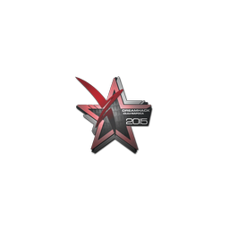 Sticker | Vexed Gaming | Cluj-Napoca 2015