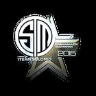 Sticker | Team SoloMid (Foil) | Cluj-Napoca 2015
