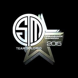 Team SoloMid (Foil) | Cluj-Napoca 2015