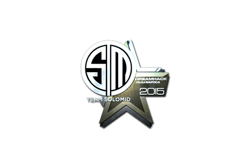 Sticker | Team SoloMid (Foil) | Cluj-Napoca 2015 Prices
