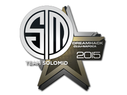 Sticker | Team SoloMid | Cluj-Napoca 2015