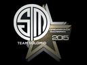 Sticker   Team SoloMid   Cluj-Napoca 2015
