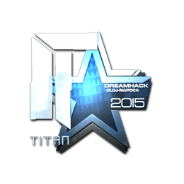 Titan (Foil) | Cluj-Napoca 2015
