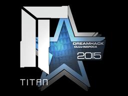 Sticker | Titan | Cluj-Napoca 2015